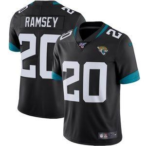 Jacksonville Jaguars 20 Jalen Ramsey 100 Jersey
